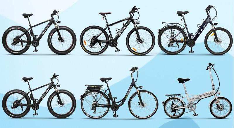 תצוגת אופניים חשמליים (1)