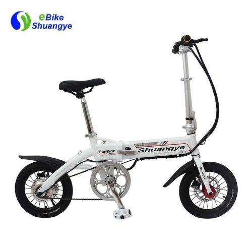14 inch aluminium frame electric mini bike