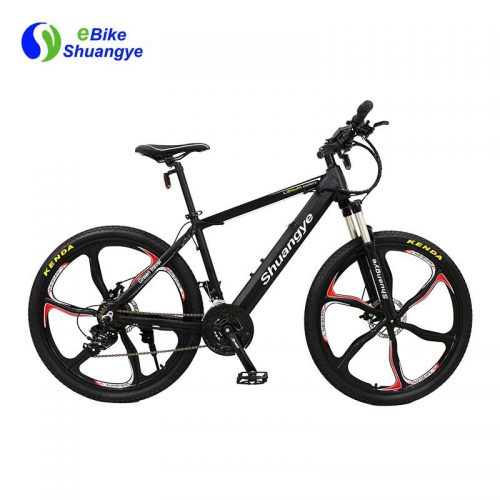 mountain electric bicycle 26 inch magnesium alloy wheels