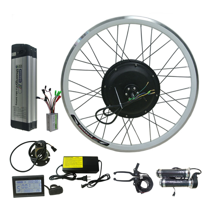 Electric Bike Conversion Kits Autos Post