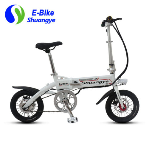 14 inch aluminium frame electric mini bike