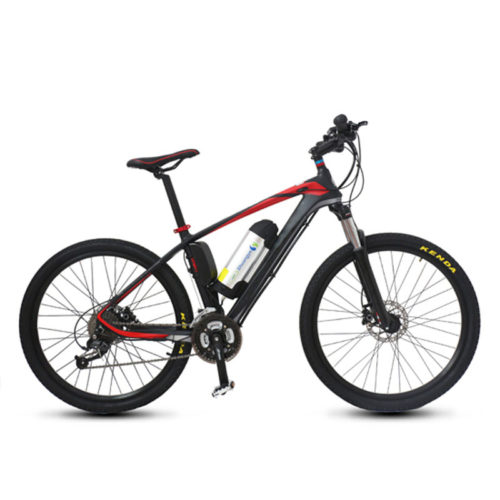 carbon fiber electric bike 26 inch frame