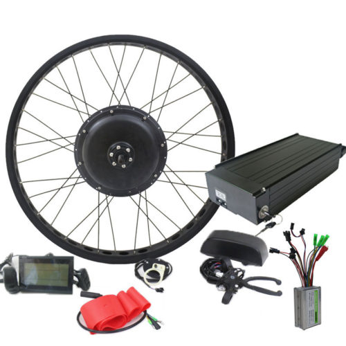 48v 1000w electric bike kit with battery