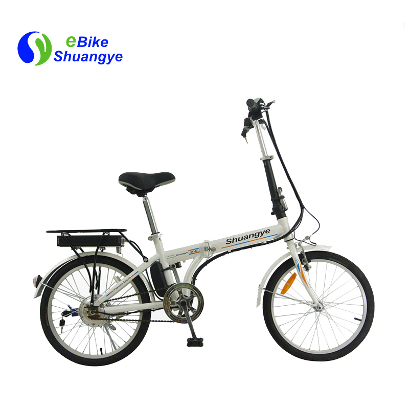 cheap electric bike 20 inch folding frame A2F20