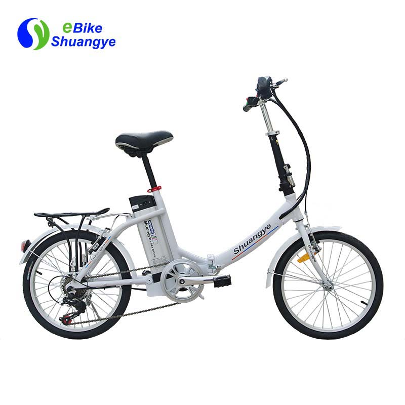 20 inch aluminum alloy city folding electric bike. Black Bedroom Furniture Sets. Home Design Ideas