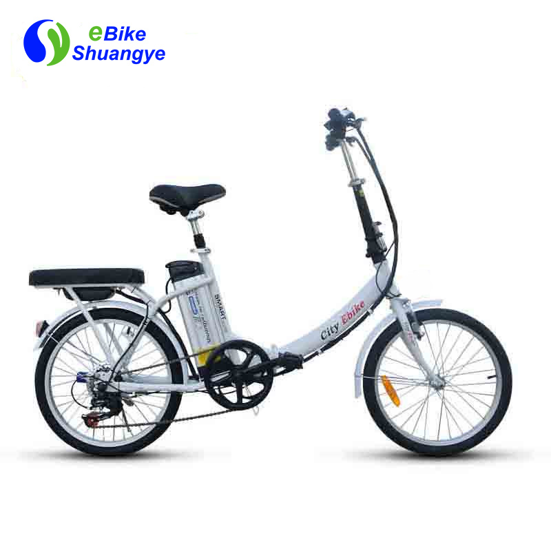 36v 20 inch folding city electric bicycle A3AL20