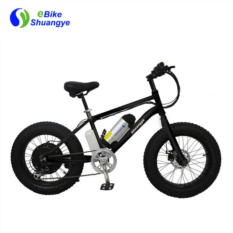 fat bike electric 20 inch frame A7AB20