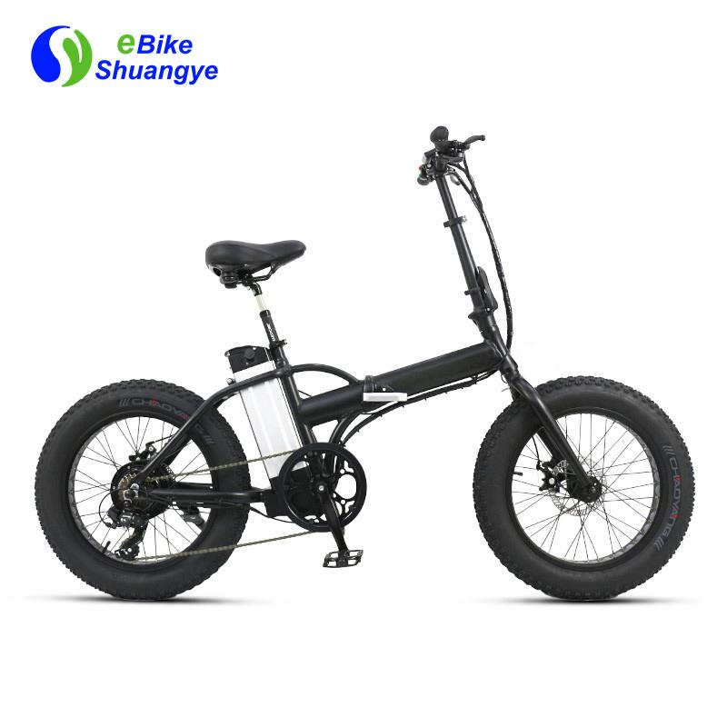20 inch 36v folding fat tire electric bike A7AM20