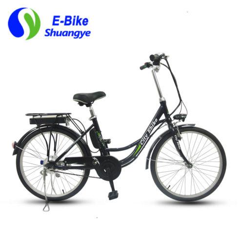 24 inch 36v city e bike
