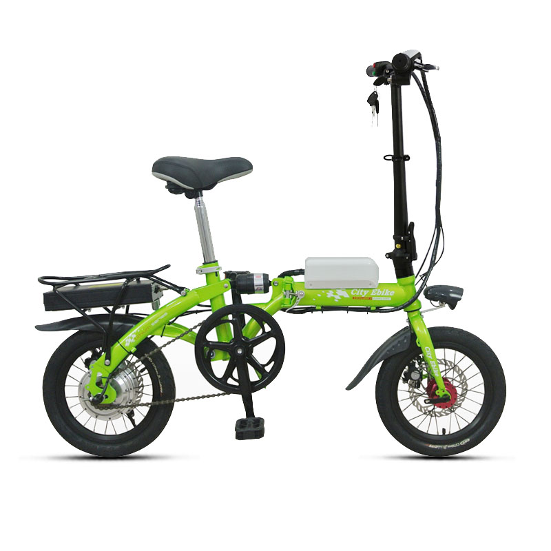 Electric Bikes For Sale 14 Inch Folding Frame Shuangye Ebike