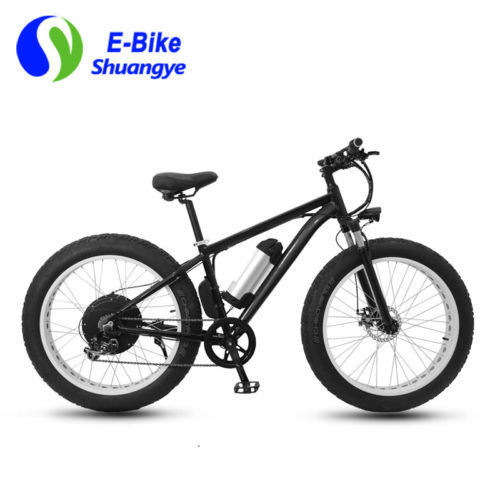 fat tyre electric bicycle 26 inch 36v battery