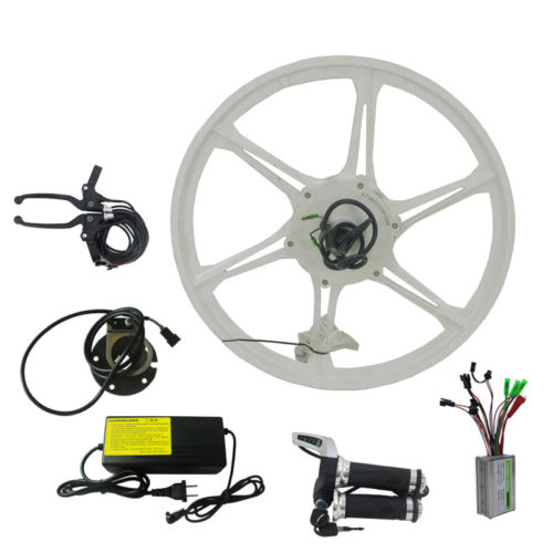 20 inch magnesium integrated ebike kit
