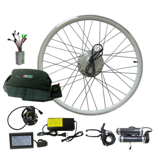 20 inch magnesium electric bicycle kit