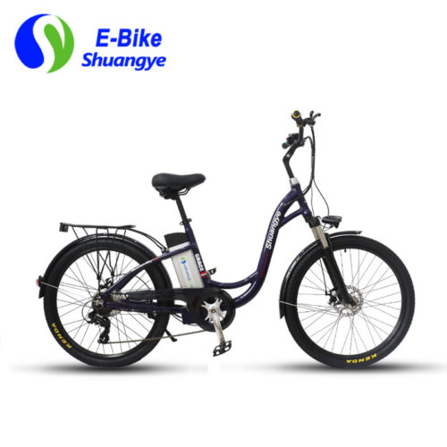 best electric city bicycle 26 inch frame 36v battery
