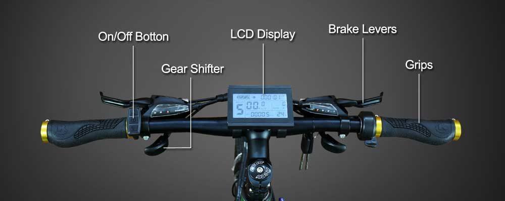 electric mountain bike  (7)