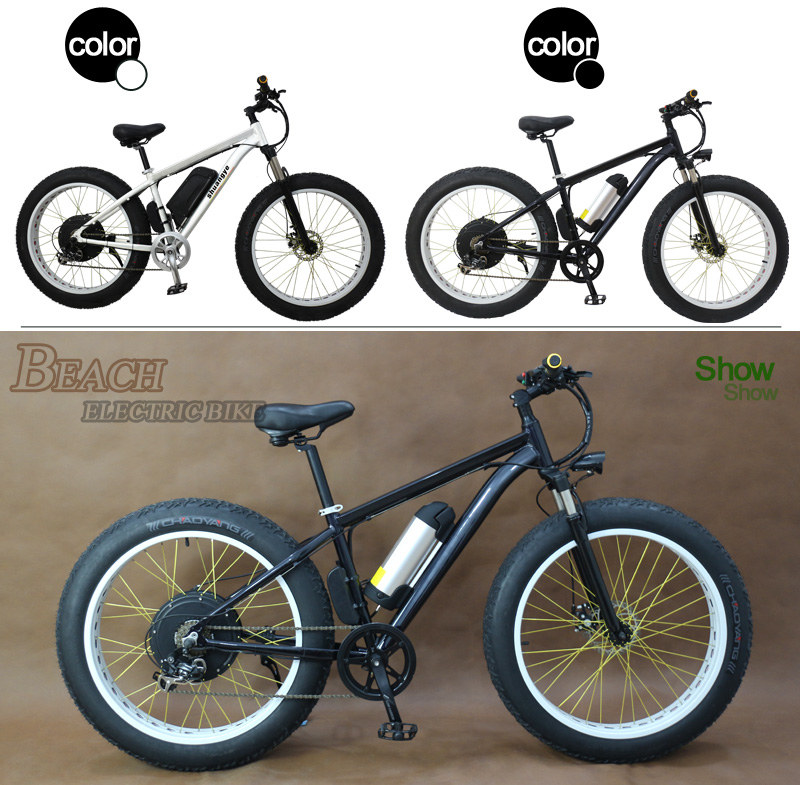 fat tyre electric bicycle 04