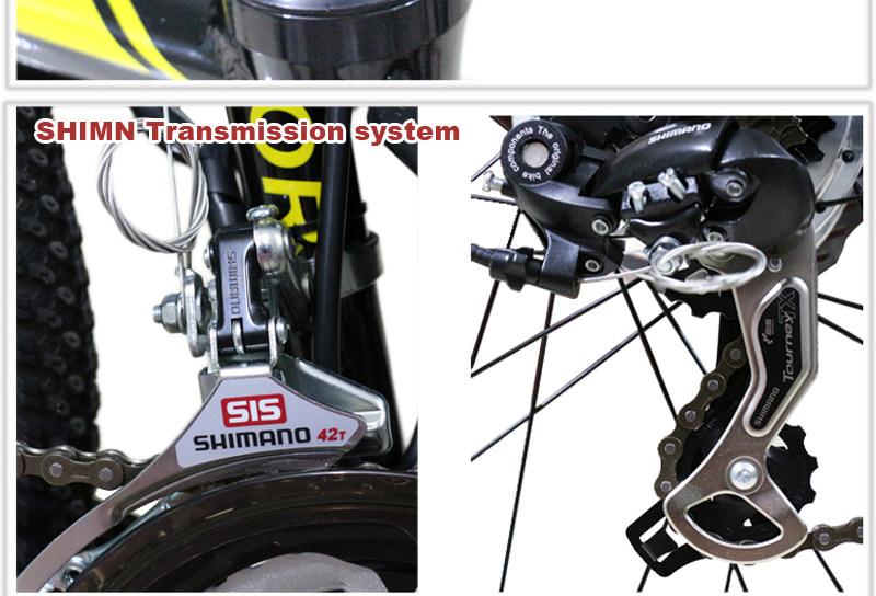 mountain bike electric 11