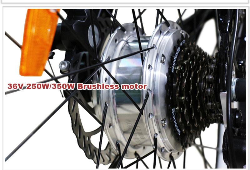 mountain bike electric 12