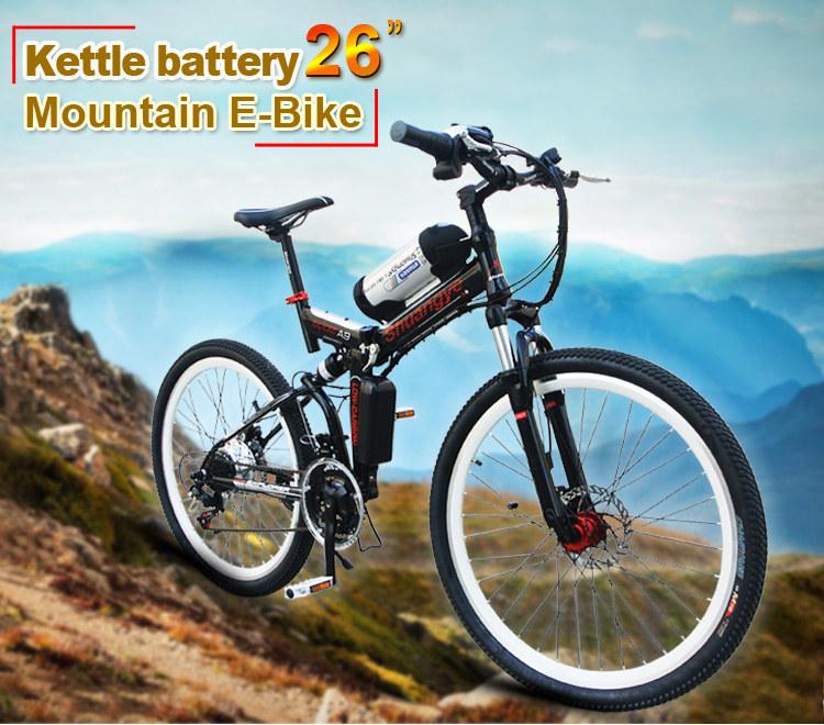 mountain ebike 07