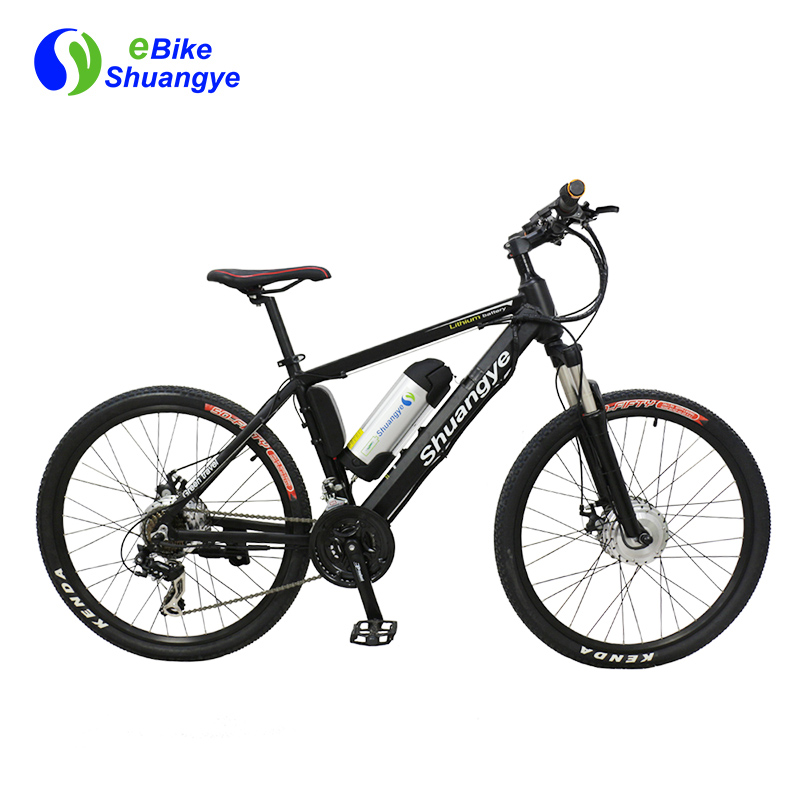 mountain electric bicycle 36v 500w dual motor A6AB26