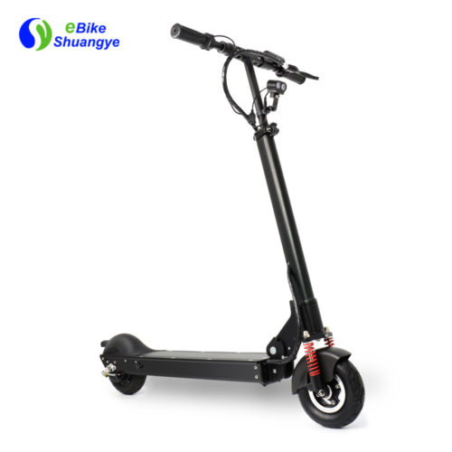 8 inch 250w foldable electric scooter