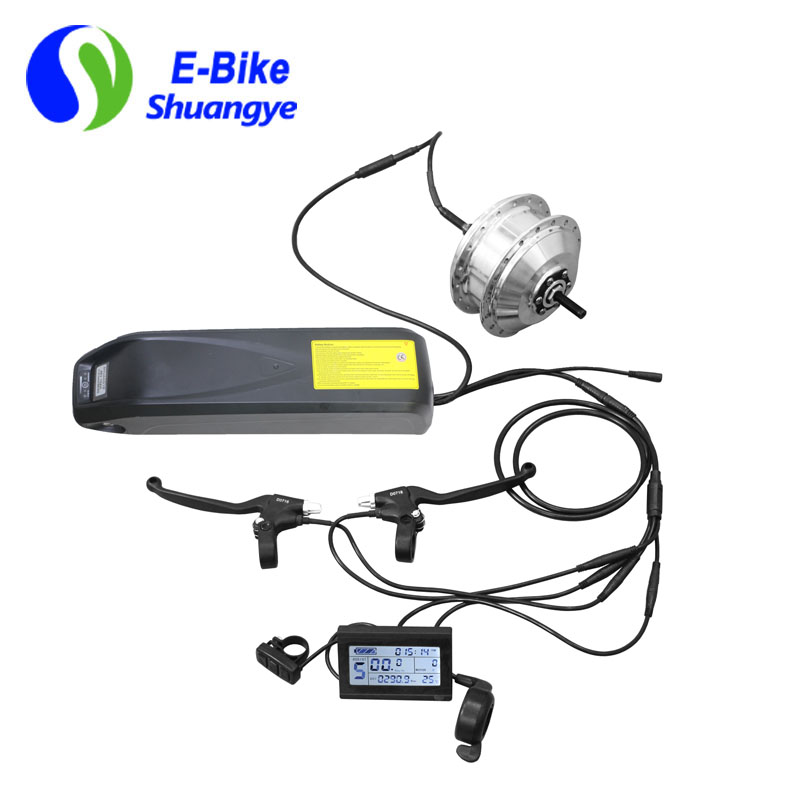 waterproof electric bike conversion kit