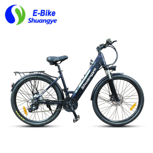 New electric bicycle hidden battery