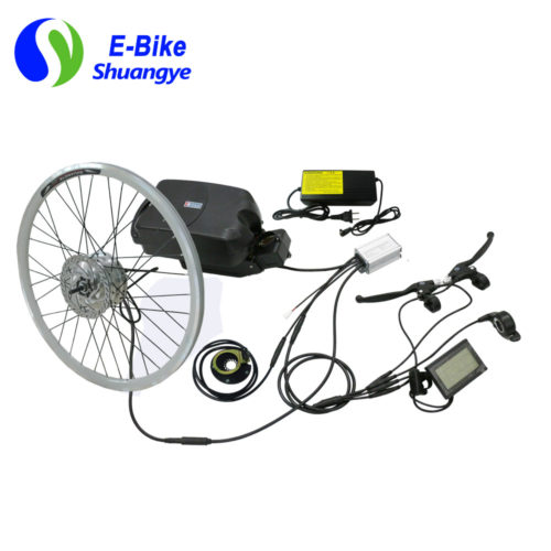 DIY electric bicycle kit 48V 500W ebike hub motor kit