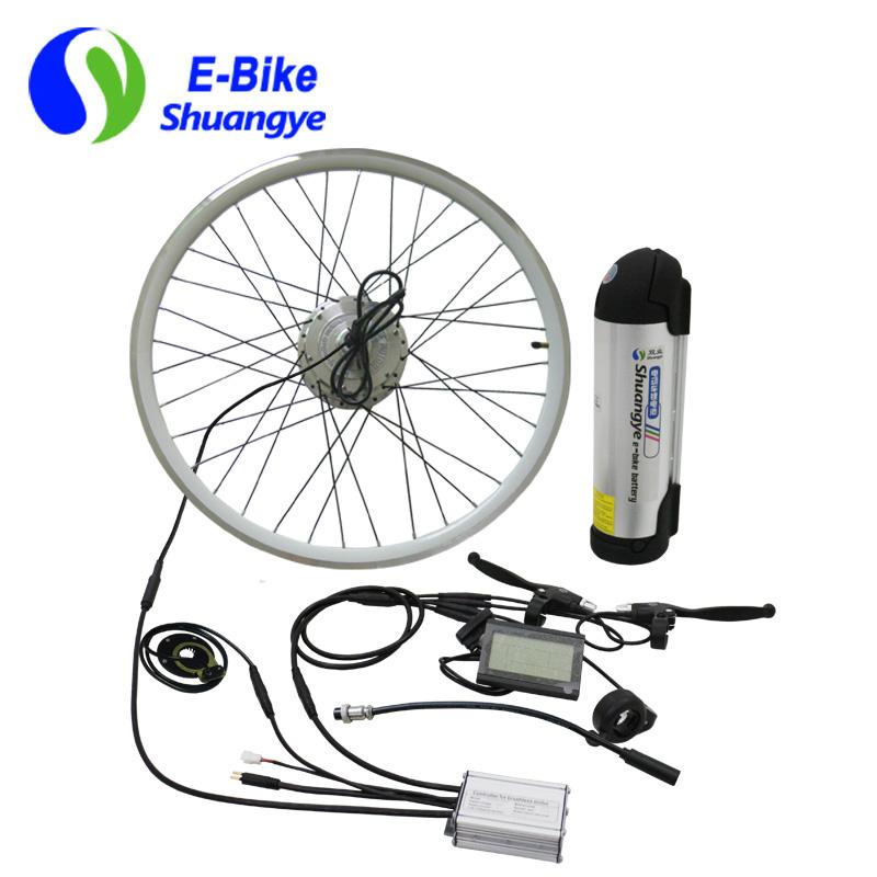 Ebike轉換套件36v 250w快速釋放套件