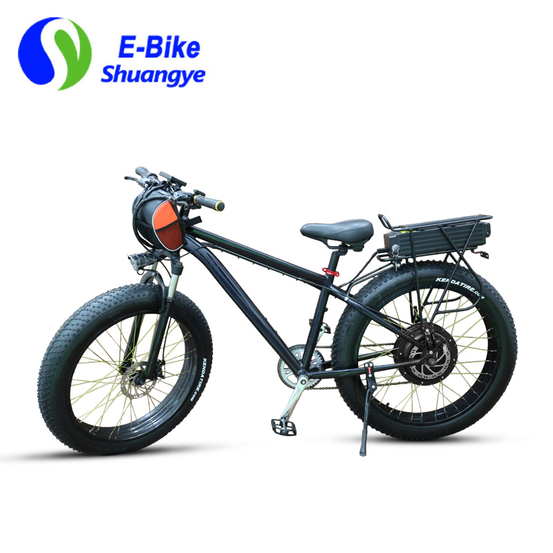 fat electric bicycle 1
