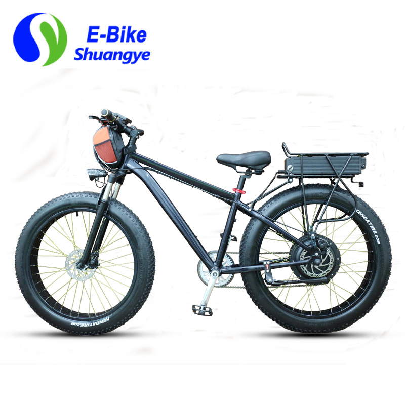 fat electric bicycle 3