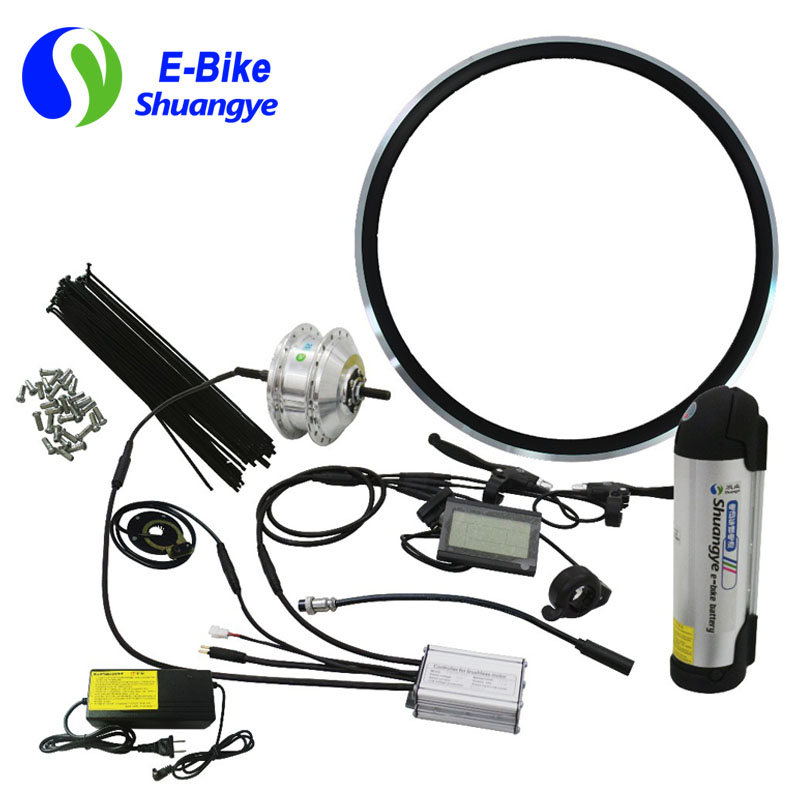 Ebike conversion kit waterproof quick release kit