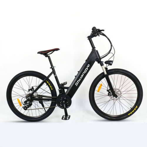 Womens Electric Mountain Bike