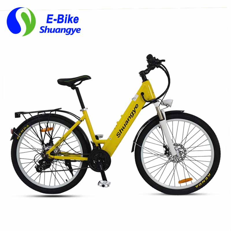 New design e-bike (1)