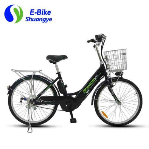 The most popular city e bike 24 inch