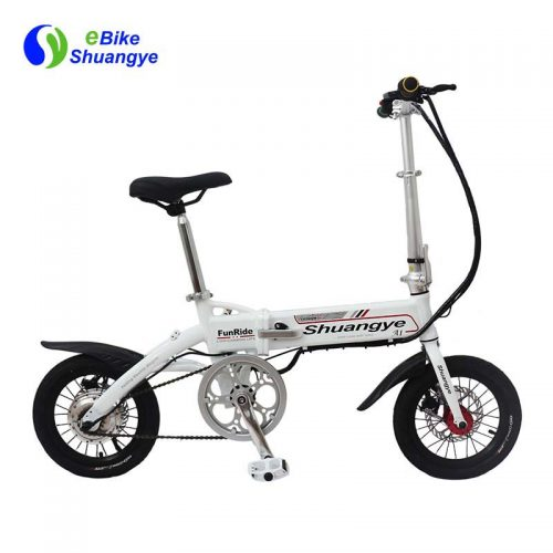 Electric powered bicycle 14 inch