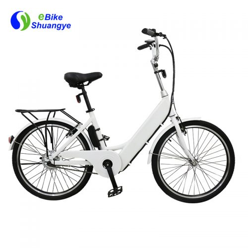 The most popular city e bike 24 inch
