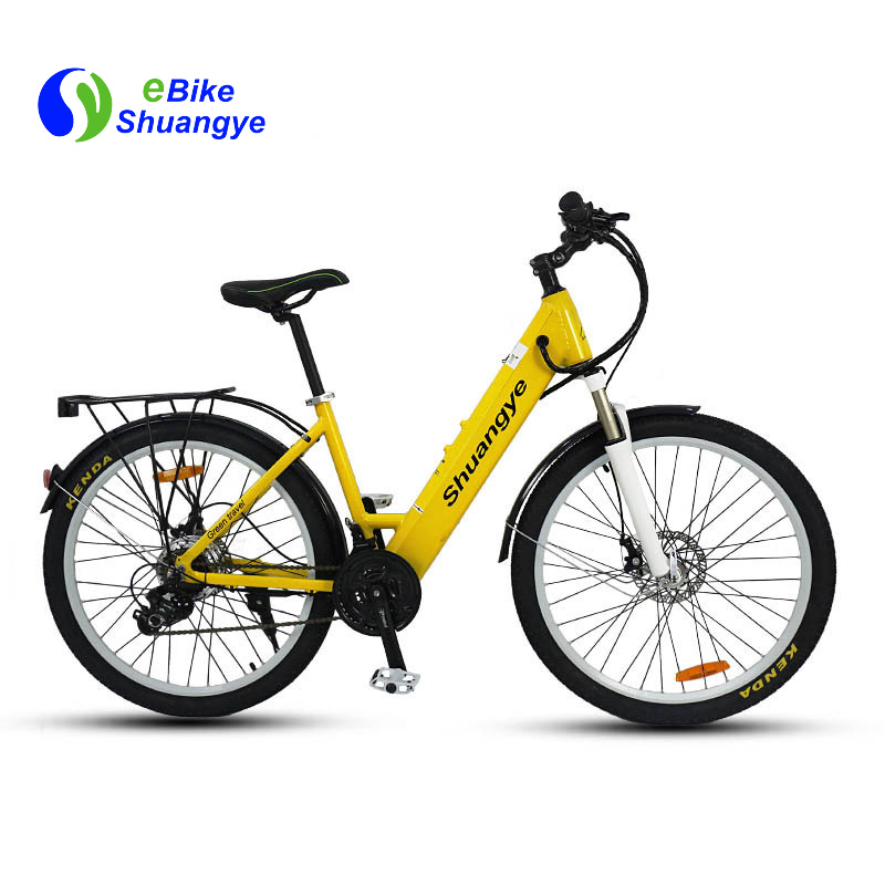 New design e-bike 26 inch A5AH26