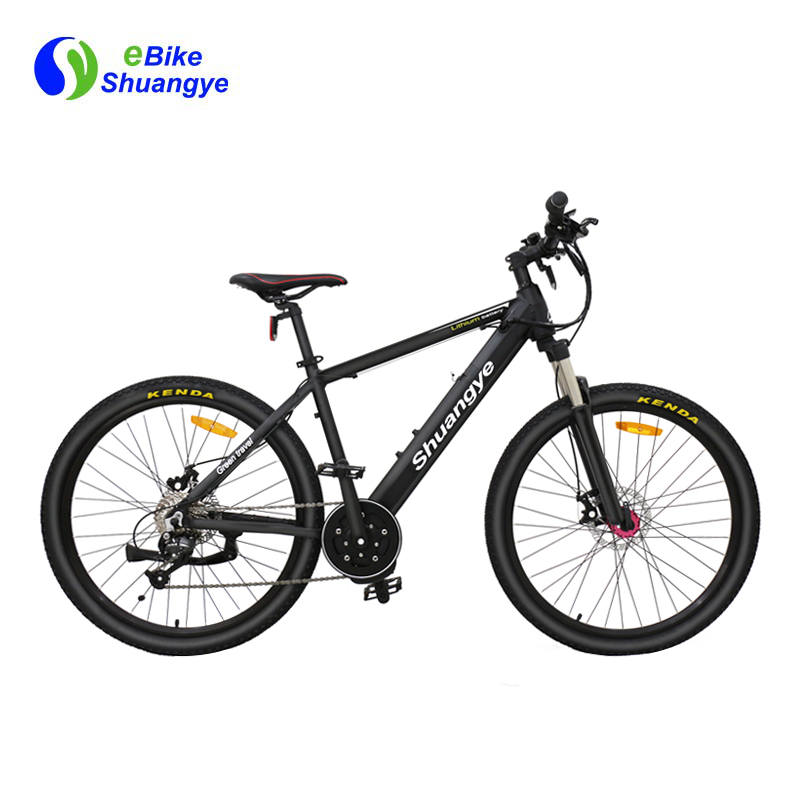 Best seller mid drive electric bike A6AH26MD