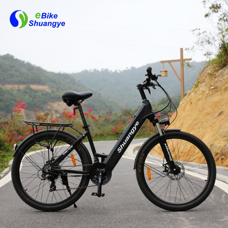 Aluminum frame best electric bicycle (2)