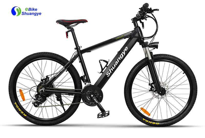 Aluminum frame best electric bicycle