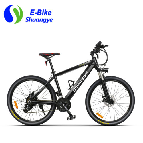 best electric mountain bike 36V lithium battery