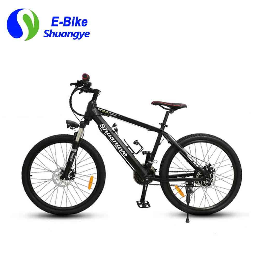 E-mountain bikes  (1)