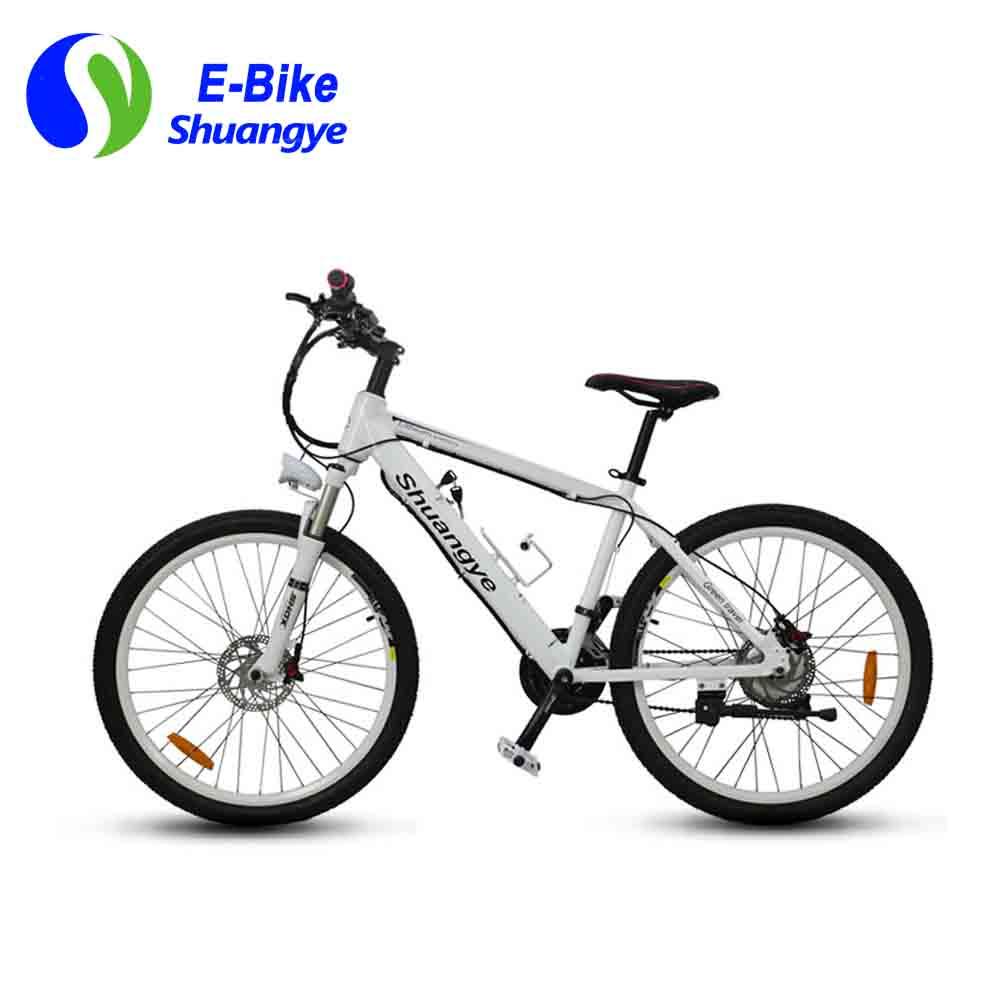 E-mountain bikes  (2)