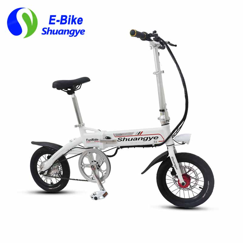 Electric powered bicycle (1)