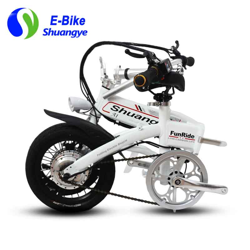 Electric powered bicycle (9)