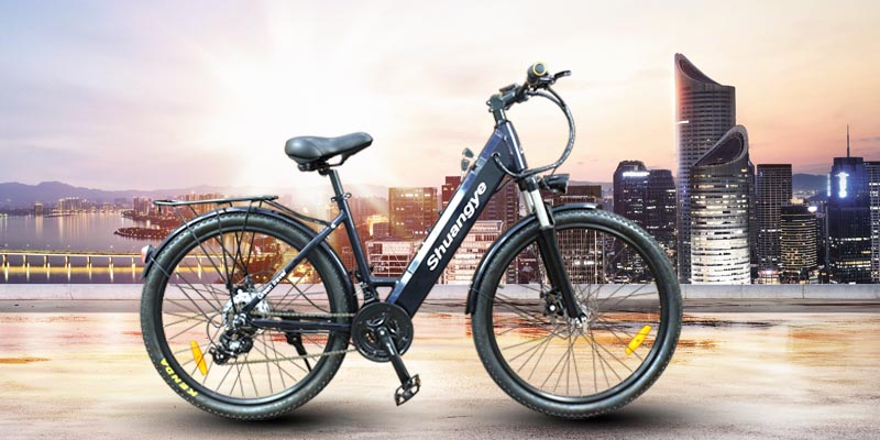 New green power electric bicycle (7)