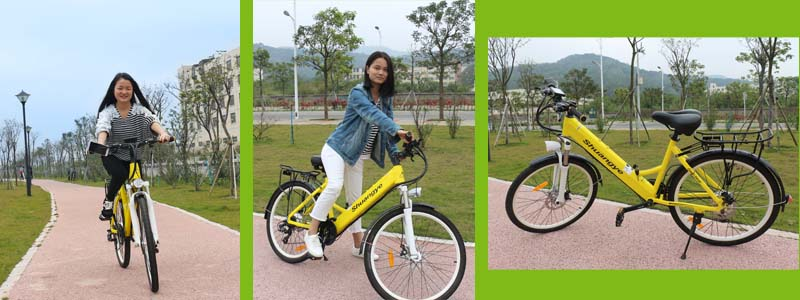 Rehabilitation with electric bike