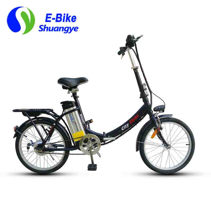 Smart electric bike  (1)