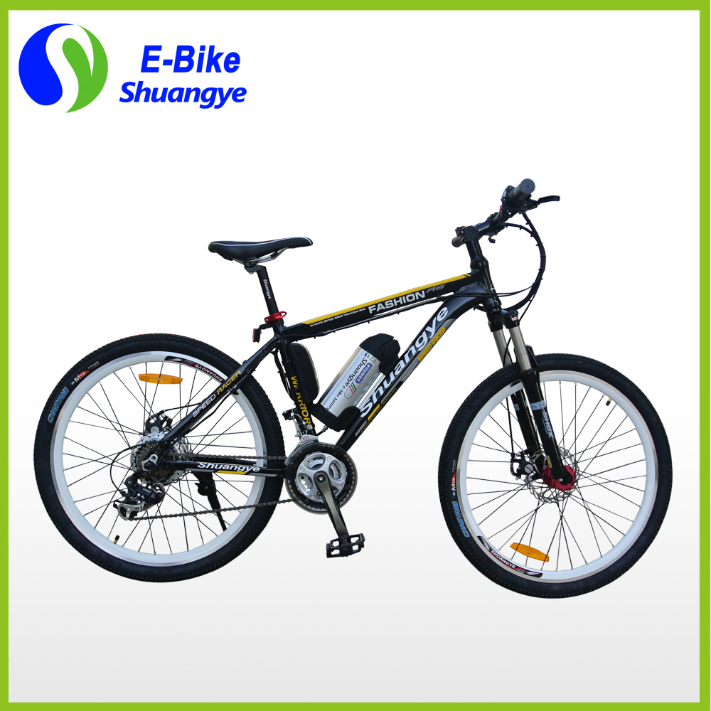 Training mountain e-bike (2)